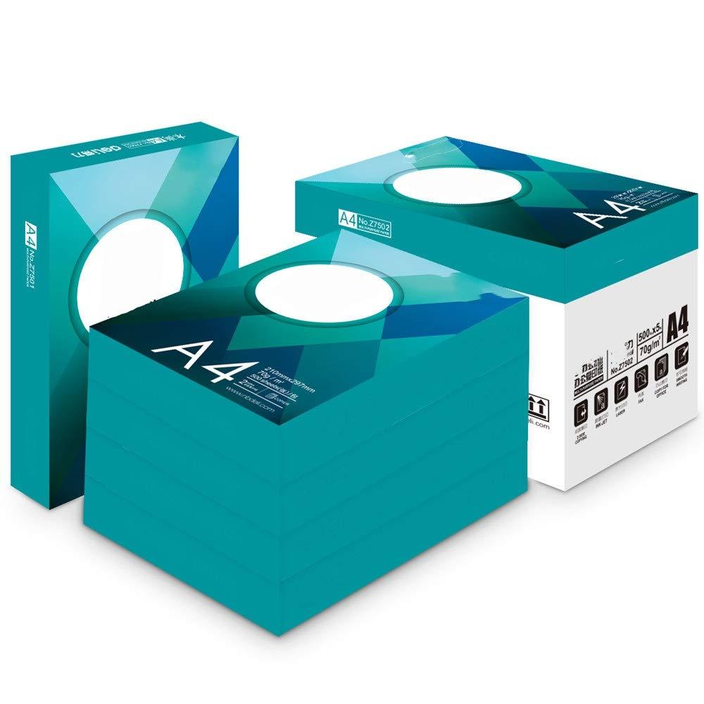 Papel A4 Oficina de papel de impresión de papel blanco de oficina de papel de impresión