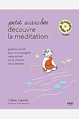 Petit scarabee medite (+CD) Paperback