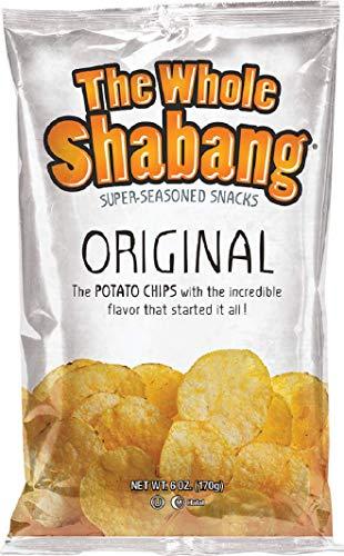 The Whole Shabang Potato Chips - (1) - 6 oz. Bag
