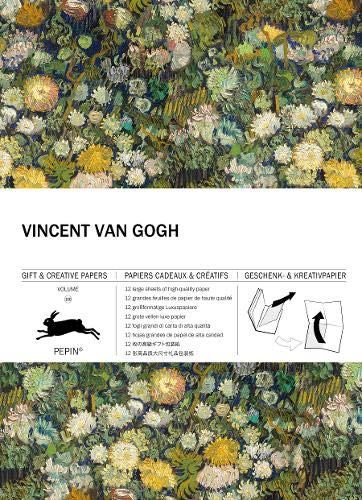 Vincent van Gogh: Gift & Creative Paper Book Vol. 100 (Gift & creative papers, 100)