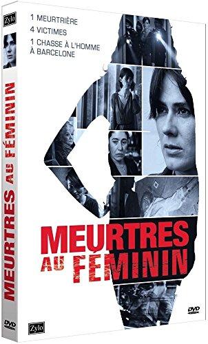 Meurtres au féminin [Francia] [DVD]