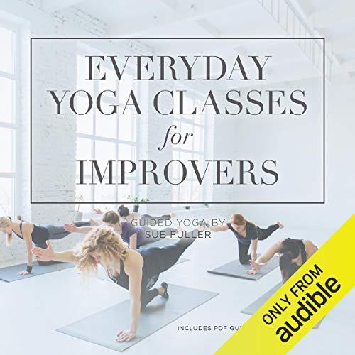 Everyday Yoga Classes for Improvers Titelbild