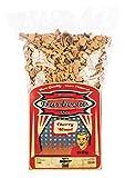 Axtschlag Räucherchips Kirsche, 1000 g XXL Packung sortenreine Wood Chips für ein besonderes Rauch- und Geschmackserlebnis, für alle Grills geeignet
