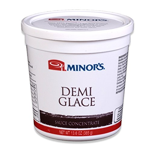 Minor's Sauce Concentrate, Demi Glace, 13.6 Ounce