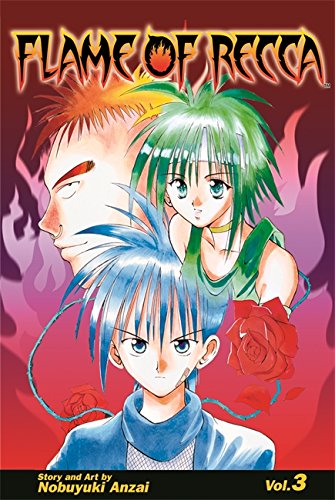 Flame of Recca Volume 3