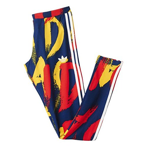 adidas Originals Damen Leggings bunt 34