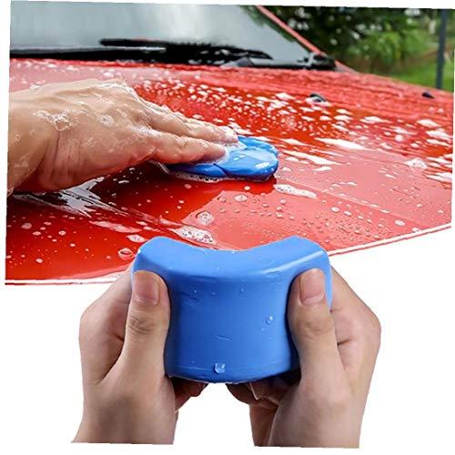 Detalle del coche 1pc barra de la arcilla de coches Auto Magic Clean barra de la arcilla limpiador auto del coche de barro Eliminador de polvo mágico barra de la arcilla limpiador