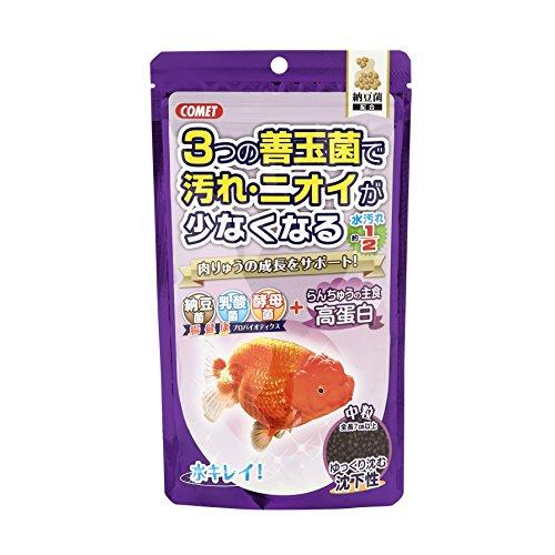 コメット らんちゅうの主食 納豆菌 200g