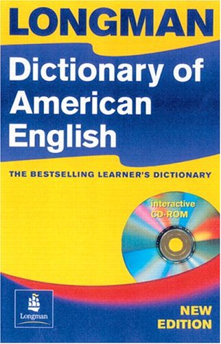 Longman Dictionary of American English with Thesaurus and CD-ROM, Third Edition
