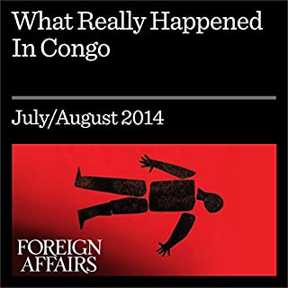 What Really Happened in Congo cover art