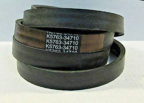 ProPartsPlace Aramid REPL Deck Belt for KUBOTA K5763-34710 K5763-34711 60' Decks RCK60-30B de