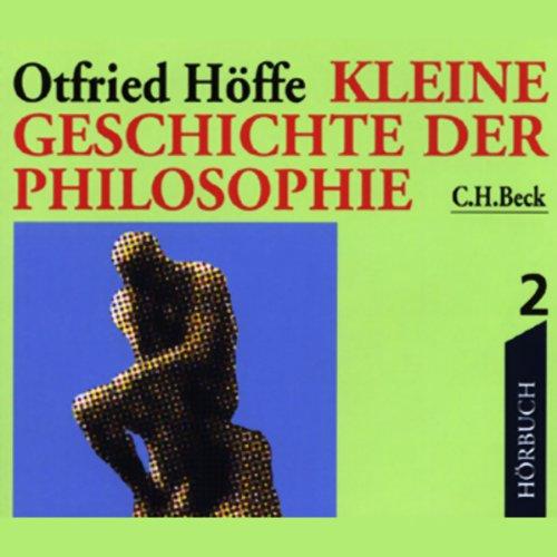 Kleine Geschichte der Philosophie 2 Titelbild
