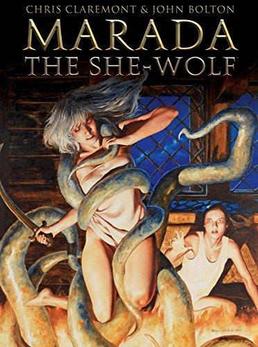 Marada the She-Wolf (English Edition)