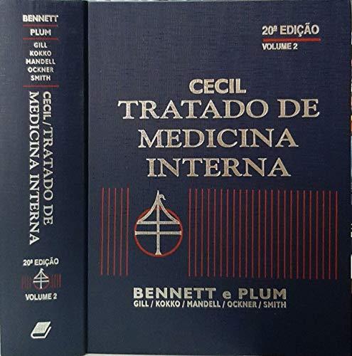 Cecil Tratado de Medicina Interna / Volumes 1 e 2
