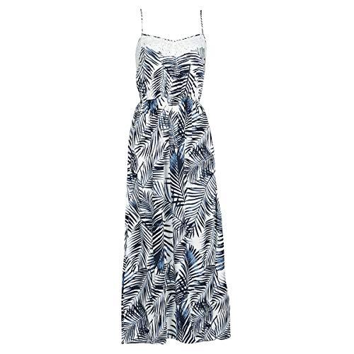 MOLLY BRACKEN Damen Kleid Modell G606BE20 Blau, Blau M