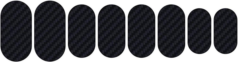 Lizard Skins Patch Kit Marco de protección, Unisex Adulto, Negro, Talla única
