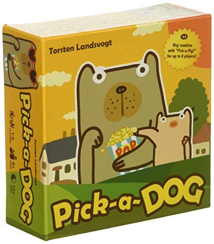 Pick a Dog Kartenspiel