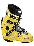 Deeluxe Free 692014 Scarpone rigido da snowboard, da uomo, giallo, 28