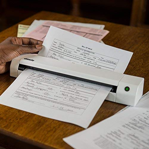 On the go: The best portable document scanners 5