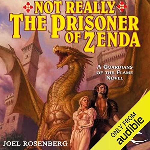 Not Really the Prisoner of Zenda audiobook cover art