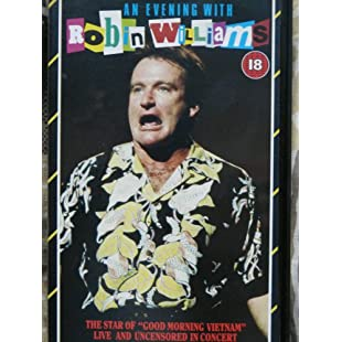 An Evening With Robin Williams [VHS]:Diet-beauty