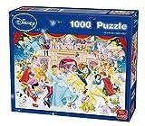 King - Puzzle Disney de 1000 Piezas International 5180