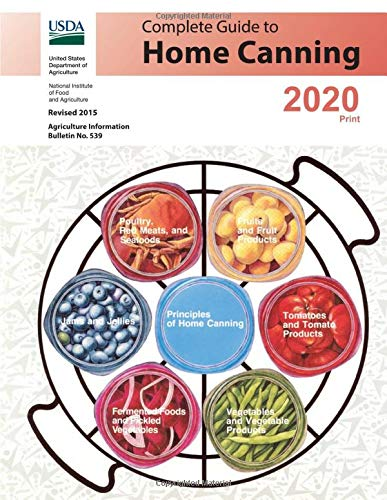 Image OfComplete Guide To Home Canning: Revised 2015