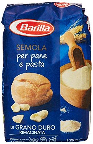 Harina de trigo duro Barilla 1 kg