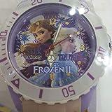 アナと雪の女王2 ダイバー風ウォッチ