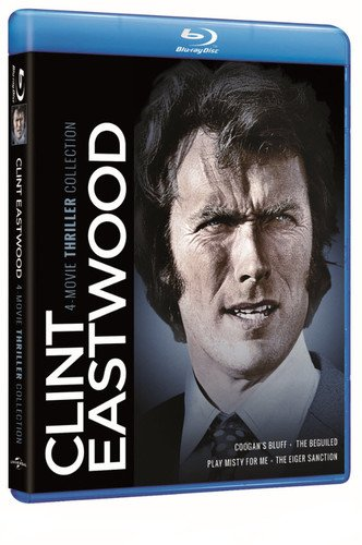 Free shipping on posting reviews Clint Eastwood: 4-Movie Collection Los Angeles Mall Thriller