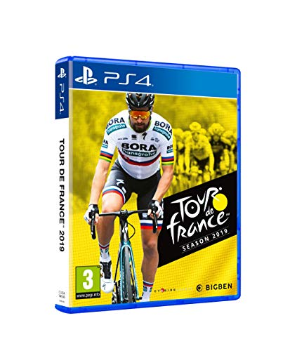 Tour De France - PlayStation 4 [Importación italiana]