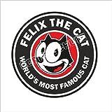 522   Felix Cat   AUFKLEBER STICKER USW.