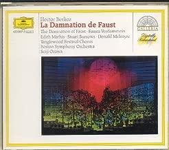 Berlioz: The Damnation of Faust ~ Ozawa