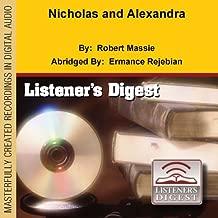 nicholas and alexandra audiobook