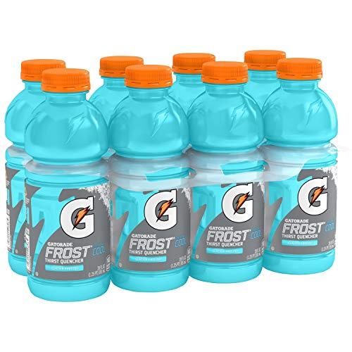 Gatorade Frost Glacier Freeze 20 Fl Oz (Pack of 8)