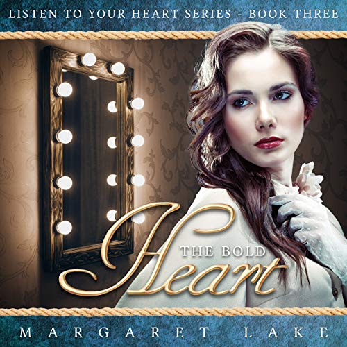 The Bold Heart  audiobook cover art
