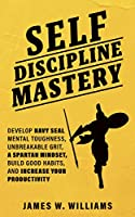 Self-discipline Mastery Front Cover