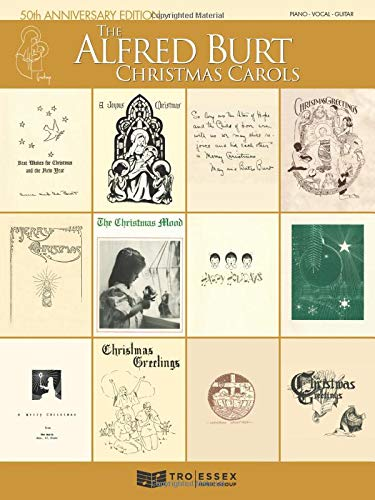 The Alfred Burt Christmas Carols: 50th Anniversary Edition