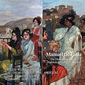 De Falla: The Three-Cornered Hat & Nights in the Gardens of Spain