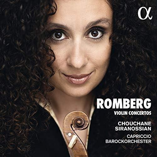 Chouchane Siranossian & Capriccio Barockorchester