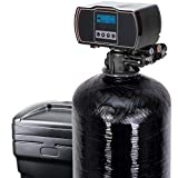 Aquasure Harmony Series Water Softener plus Iron Removal w/Aquatrol Digital Control Head and Premium Grade Fine Mesh Resin (48,000 Grains)