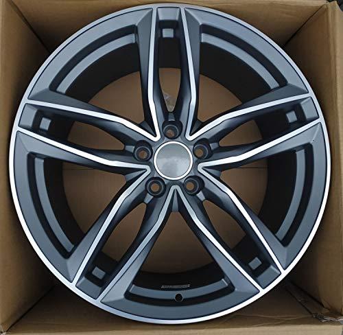 Carbonado LLANTA para Audi RS6C 18 Pulgadas Antracita