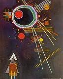 1art1 Wassily Kandinsky - Strahlenlinien, 1927 Poster