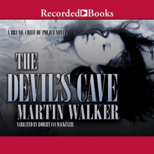 The Devil's Cave audiobook cover art