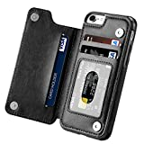 Best Shell Wallets For IPhones - iPhone 7 Case, iPhone 8 Case, Hoofur Slim Review