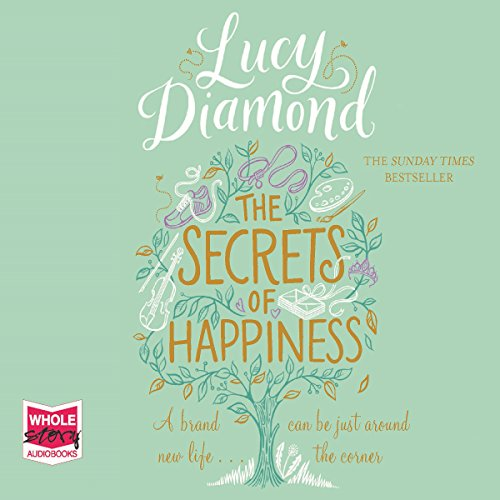 The Secrets of Happiness audiobook cover art