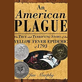 An American Plague audiobook cover art