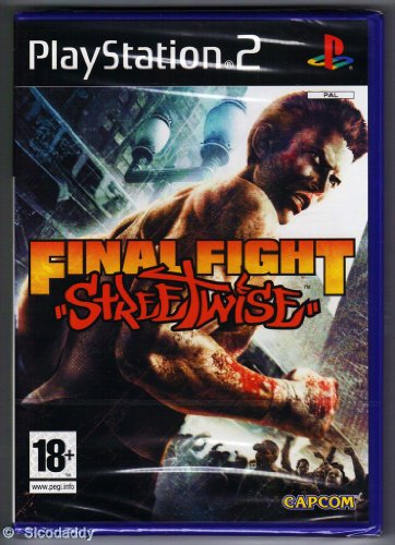 Capcom Final Fight: Streetwise, PS2