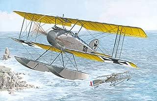 Roden Albatros W4 Late German Floatplane Fighter Airplane Model Kit