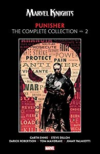 Marvel Knights Punisher by Garth Ennis: The Complete Collection Vol. 2